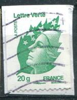 France 2011 - YT 4597 (o) Sur Fragment - Francia