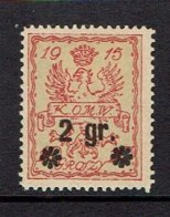 POLAND... - ....-1919 Provisional Government