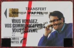 Télécarte F19, 06/88, Transfert D'appel, 120 Unités, 50 000 Ex.  Puce S02 - Frankrijk