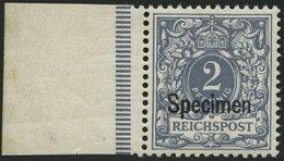 OST-SACHSEN 52SP **, 1945, 10 Pf. Grau, Aufdruck Specimen, Pracht, Fotoattestkopie Jäschke Eines Ehemaligen Viererblocks - Gebraucht