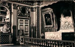 69225 ) CARTOLINA DI CHATEAU DE VERSAILES-LA CHAMBRE DE LOIS XIV-VIAGGIATA - France