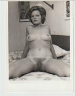 Photo Woman Femme Nu Nude Nue 9 X12,5 Cm - Fine Nude Art (1941-1960)