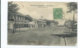 Afrique Occidentale Conakry Rue Commerciale - Guinée Française