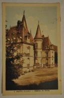 71 Saone Et Loire Broye Chateau De Prelay - France