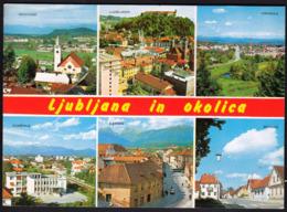 Slovenia Ljubljana 1978 / Medvode, Vrhnika, Domzale, Kamnik, Menges - Slovenia