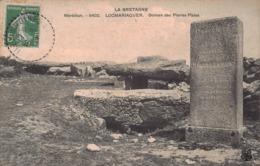 LOCMARIAQUER   - Dolmen Des Pierres Plates (edts Mtil  6402 ) - Locmariaquer