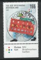 Duitsland, Mi 3491 Jaar 2019, Tag Der Briefmarke, Toeslag, Hoge Waarde,   Mooi Gestempeld, Zie Scan - [7] République Fédérale