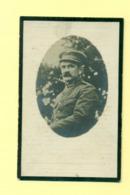 WO1 / WW1 - Doodsprentje Michael Frans Sebrechts - Wommelgem / Calais (FR) - Gesneuvelde - Obituary Notices