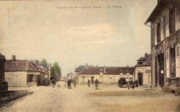THEIL-sur-VANNE   - La Place - Autres Communes