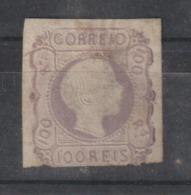 PORTUGAL CE AFINSA 9 - NOVO COM CHARNEIRA - 1855-1858 : D.Pedro V