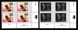 1997 FINLANDIA SUOMI FINLAND EUROPA CEPT EUROPE 4 Serie Di 2v. In Quartina MNH** Bl.4 - Europa-CEPT