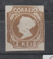 PORTUGAL CE AFINSA 1 - REIMPRESSÃO DE 1863 - 1853 : D.Maria