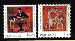 1975 Portogallo Portugal EUROPA CEPT EUROPE Serie Di 2v. MNH** - Europa-CEPT