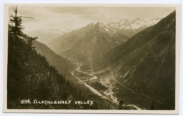 CANADA : ILLECILLEWAET VALLEY - British Columbia