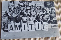 23    -    CHENIERS MOULIN DE PIOT 15 AOUT 1956 AMITIE RASSEMBLEMENT DE 100.000 JEUNES   @ VUE RECTO/VERSO AVEC BORDS @@ - France