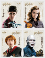 Portugal 2019 - Harry Potter Stamp Set Mnh - 1910 - ... Repubblica