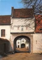 """CPM - KERNIEL-BORGLOON - Cisterciënzerinnen - Abdij """"Mariënlof"""" Colen - Ingangspoort - Borgloon"""