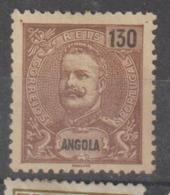 ANGOLA CE AFINSA 85 - NOVO COM CHARNEIRA - Angola