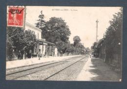 95  -  AUVERS Sur OISE   -   LA GARE - Auvers Sur Oise