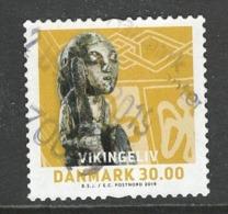 Denemarken, Yv   Jaar 2019, Viking,  Hele Hoge Waarde, Prachtig  Gestempeld - Gebraucht