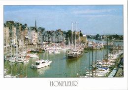 Kt 874 / Honfleur, Vue Generale Du Vieux Bassin - Honfleur