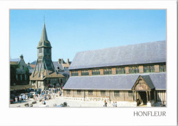 Kt 874 / Honfleur, Englise Ste Catherine - Honfleur
