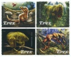 Etats-Unis / United States (Scott No.5413a - T.rex) (o) - Gebruikt