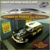 Neuf Diorama Citroen DS Perrier Tour De France 1/43 Exclusif - Cars & 4-wheels