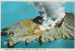 White Island, Active Volcano, Bay Of Plenty, New Zealand - Unused - New Zealand
