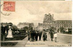 75001 PARIS - Rue Des Tuileries - Collection Biscuits Millez - District 01