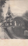 Rutschbaneni Tivoli , Kobenhavn , Denmark , 1906 ; Amusement Park Ride - Danemark