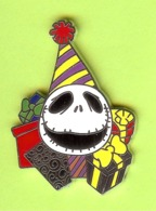 Pin's BD Disney Jack Skellinton Anniversaire - 7II05 - Disney
