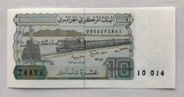ALGERIA P132A 10 DINARS 1983 UNC - Algerien