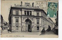 81- ALBI - La Préfecture - Animée - 1925 (X63) - Albi