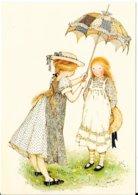Enfant  Avec Parapluie - Sans Titre - Scenes & Landscapes