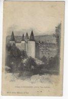 63 - Château De CHASSAGNES, Près LES VANS  - 1905 (X65) - Les Vans