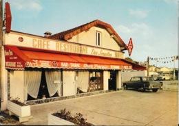 Café-Restaurant Bar-Tabac Les Sonnettes, Chez Francis - Ormesson-sur-Marne (Val De Marne) Carte Combier - Ristoranti