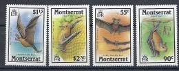 140012139  MONTSERRAT  YVERT  Nº  665/8  **/MNH - Montserrat