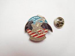 Superbe Pin's , Armée Militaire , Tomcat , Aviation US - Militaria