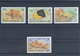 140012386  MONTSERRAT  YVERT   Nº  747/50  **/MNH - Montserrat