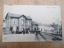 Rumst De Statie Station 1931 - Rumst