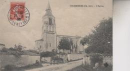 COLOMBIERS   L EGLISE - France