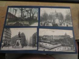 PARIS Lot De 8 Cartes Postales Anciennes Et Authentiques , Lire La Description , Merci - 5 - 99 Karten