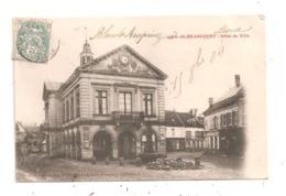 Blérancourt-Hôtel De Ville-(D.2943) - France
