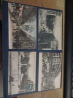 PARIS Lot De 8 Cartes Postales Anciennes Et Authentiques , Lire La Description , Merci - Ansichtskarten