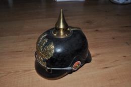 WW1 Casque à Pointe - Headpieces, Headdresses
