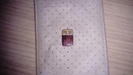 Polski Fiat Enamel Pin Badge - Fiat