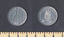 Netherland Antilles 2 1/2 Cents 1985 - Antille Olandesi