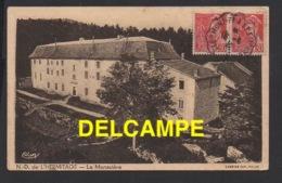 DD / 42 LOIRE / NOIRETABLE / NOTRE-DAME DE L' HERMITAGE  -  LE MONASTÈRE / 1942 - Noiretable