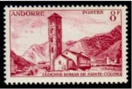 ANDORRE.FR - 1955 - NR 143 - NEUF - Nuovi